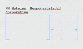 NH Hoteles: Responsabilidad