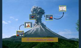 Les volcans presenter par Nadim