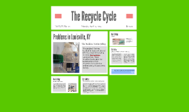The Recycle Cycle