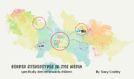 Gender stereotypes in the media