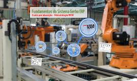 Fundamentos do Sistema Gerbo ERP - Custeio RKW