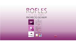 Proyecto RRPP Rofles