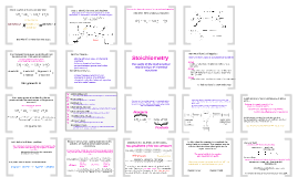 Copy of Stoichiometry