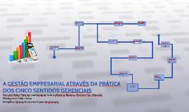 A GESTÃO EMPRESARIAL ATRAVÉS DA PRÁTICA DOS CINCO SENTIDOS G