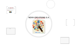 NOVA CREATIONS S.A.
