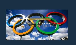 LOS JUEGOS OLIMPICOS 1896 - 2016