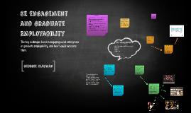 SE engagement and graduate employability