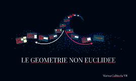 Copy of LE GEOMETRIE NON EUCLIDEE