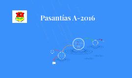 Pasantías A-2016