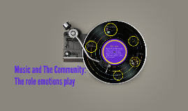 Music and The Community