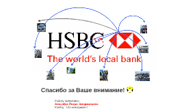 HSBC Holdings plc, банк «Эйч-эс-би-си» — один из крупнейших