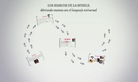 LOS MARCOS DE LA MUSICA