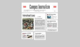Copy of Campus Journalism