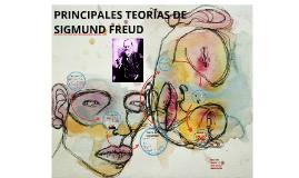 Teorías de Sigmund Freud