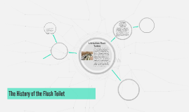 The History of the Flush Toilet