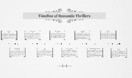 Romantic Thrillers