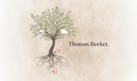 Thomas Becket.