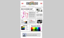 Copy of HOMOSEXUALIDAD