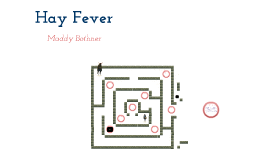 Hay Fever: the play
