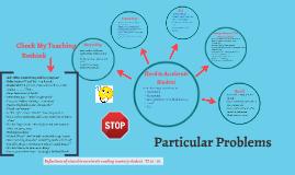 Particular Problems- Part 4 LLDI2