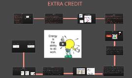 Copy of EXTRA CREDIT