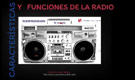 CLASE N°3-CARACTERÍSTICAS Y FUNCIONES DE LA RADIO-TPR-VICICLO-UCV