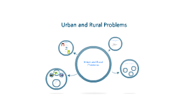 Urban and Rural Problems