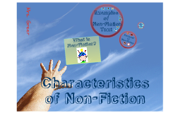 Copy of Non-Fiction texts