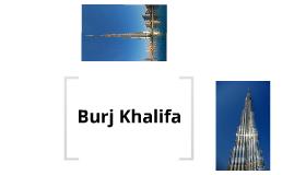 Julissa Tamayo:Burj Khalifa