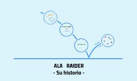 ALA RAIDER