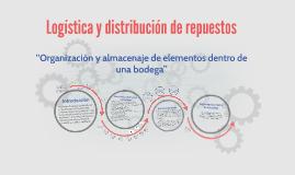 Copy of Logística y distribución de repuestos