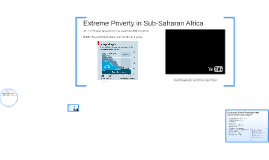 Poverty in Sub-Saharan Africa