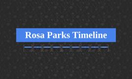 rosa parks outline