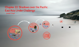 Chapter 22: Shadows over the Pacific: East Asia Under Challenge