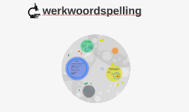 werkwoordspelling