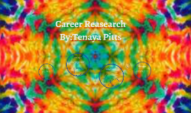 Career Reasearch