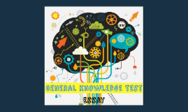 Copy of General Knowledge Test (One prompt)