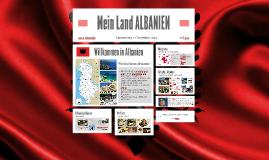 Mein Land ALBANIEN