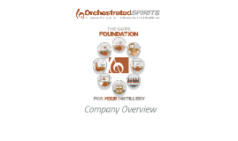 OrchestratedSPIRITS Company Overview