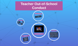 Teacher Out-of-School Conduct