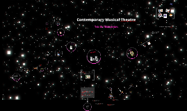 Contemporary Musical Theatre - Into the Mainstream