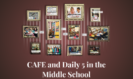 Copy of CAFE and Daily 5 in the Middle School
