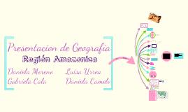 Copy of Region Amazonica