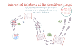 Inferential Relations at the Constituent Level