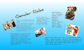 Copy of Gender Roles Presentation