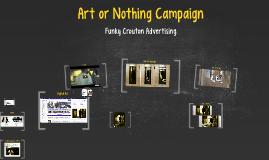 Funky Crouton Advertising