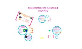 EVALUACIÓN DESDE EL ENFOQUE