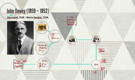 John Dewey (1859 – 1952)
