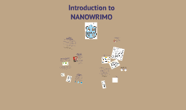 Introduction to NANOWRIMO