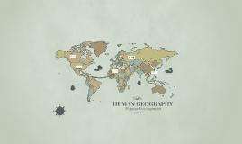 HUMAN GROGRAPHY